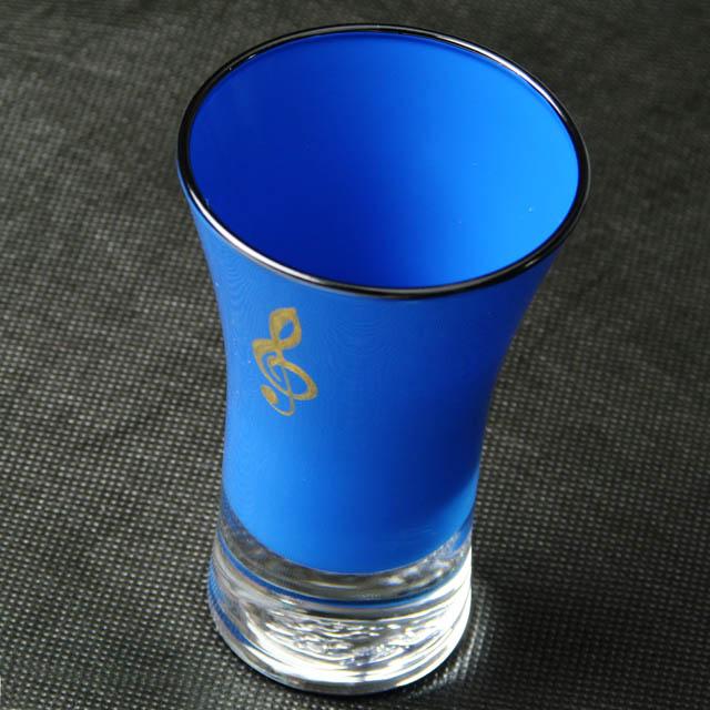 会津塗 ガラス漆器 清酒杯 ト音記号 音楽雑貨 音楽グッズ 音楽ギフト 音楽小物