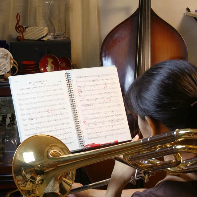 バンドファイル リング式 音楽雑貨 演奏実用品 楽譜 譜面 書き込み 製本