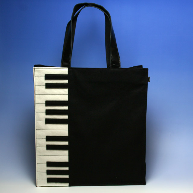 のだめカンタービレ ピアノ 鍵盤 ケンバンバッグ 音楽雑貨 音楽グッズ 音楽ギフト
