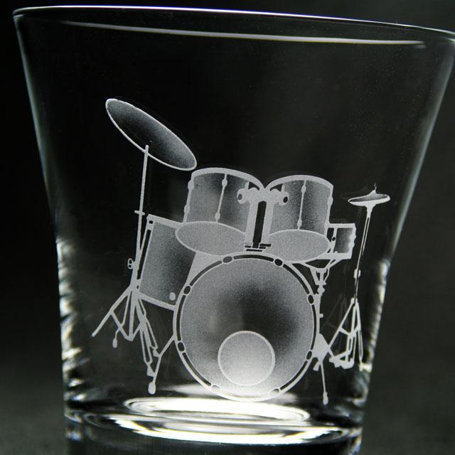 フリーグラス オン・ザ・ロック ドラムセット drum set 音楽雑貨 音楽ギフト 音楽グッズ