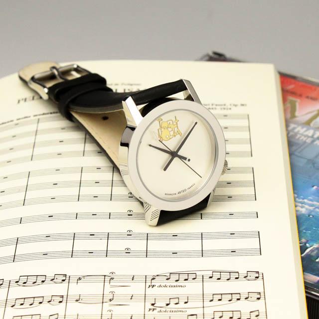 ドラムセット AKTEO 音楽腕時計 ウォッチ 音楽雑貨 音楽ギフト