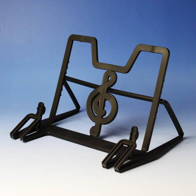 卓上譜面台 ハンディミュージックスタンド 音楽グッズ 音楽雑貨