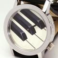 ジャズピアノ AKTEO ウォッチ<br> 音楽雑貨 音楽ギフト