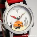 AKTEO 腕時計 ウォッチ 西部の荒野