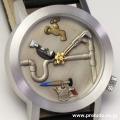 AKTEO 腕時計 ウォッチ 水道技師