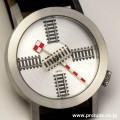 AKTEO 腕時計 ウォッチ 鉄道