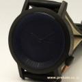 AKTEO 腕時計 ウォッチ 全面黒色
